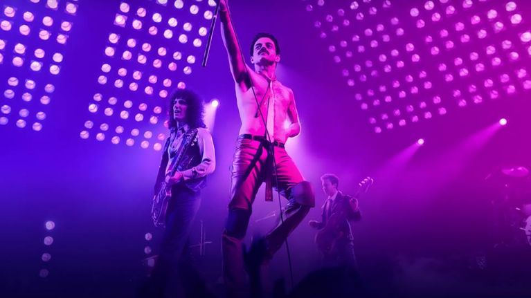 One fantastic scene in Bohemian Rhapsody shows up exactly