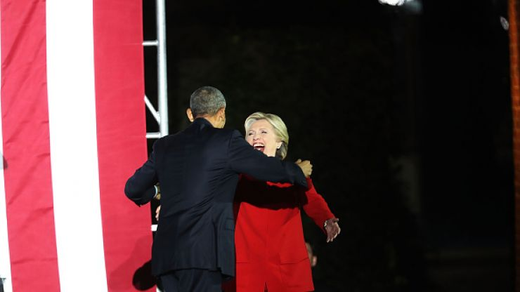 """Secret service confirms """"explosive devices"""" sent to Hillary Clinton and Barack Obama"""