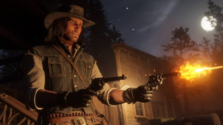 Red Dead Redemption 2 has had its first significant price drop since release