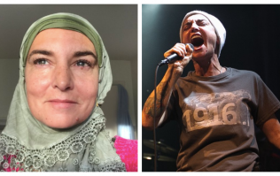 Sinead O'Connor changes her name and converts to Islam