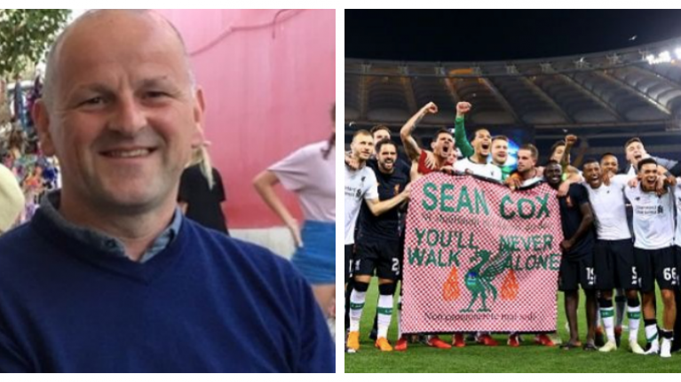 Sean Cox medical fund to receive a boost with match agreed between Liverpool and Irish legends