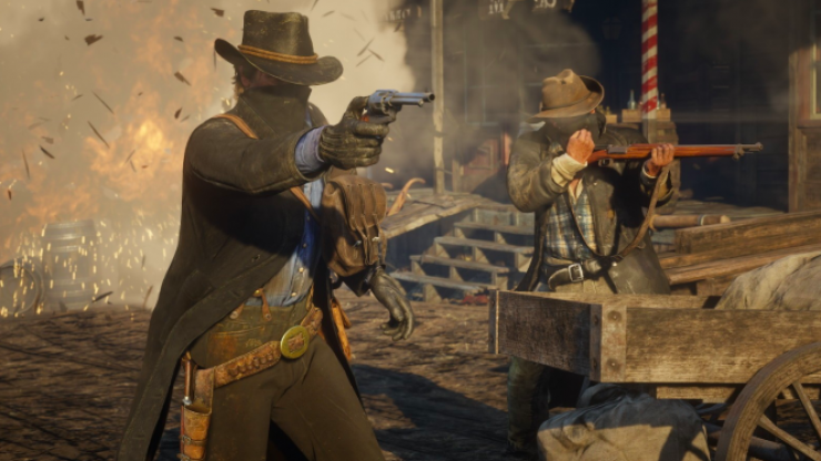 The cheat codes for Red Dead Redemption 2 are already available