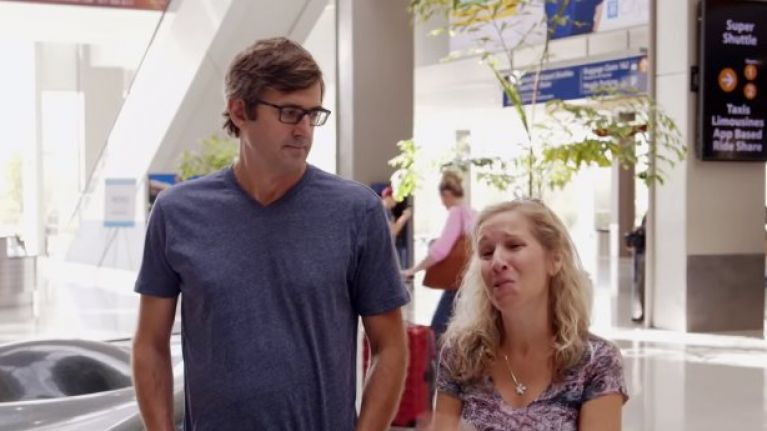 WATCH: The new trailer for Louis Theroux's Altered States brings the emotion