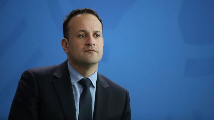 """Unionist politician has said that Varadkar """"must stop trying to be more Irish than the Irish"""""""
