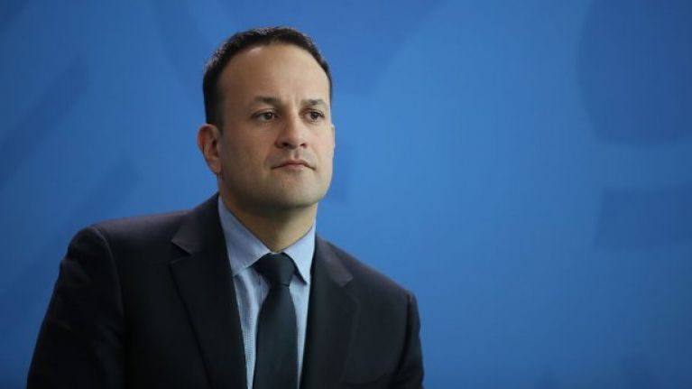 "Leo Varadkar: ""We need to end the epidemic of violence against women"""