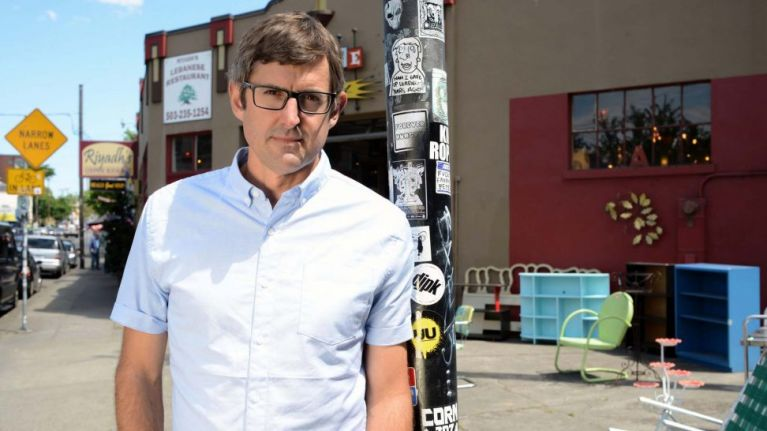 Louis Theroux reveals which celebrity he'd most like to make a documentary about