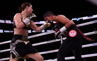 Katie Taylor retains her world titles after 11th professional win in a row