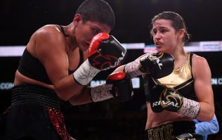 """Katie Taylor has her sights set on """"the biggest fight in women's boxing"""""""