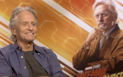 Michael Douglas may have just confirmed a huge theory about Avengers 4
