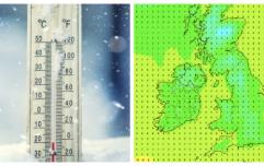 Met Éireann state a 'colder arctic airmass' will hit Ireland this week