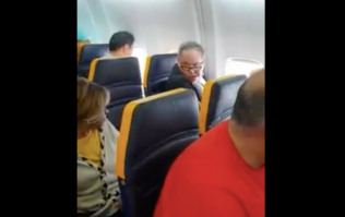 """""""Every time I remember it, I cry"""" - Victim of vile racist rant on Ryanair flight speaks out"""