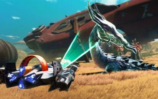 This new video game lets you physically build your own starship