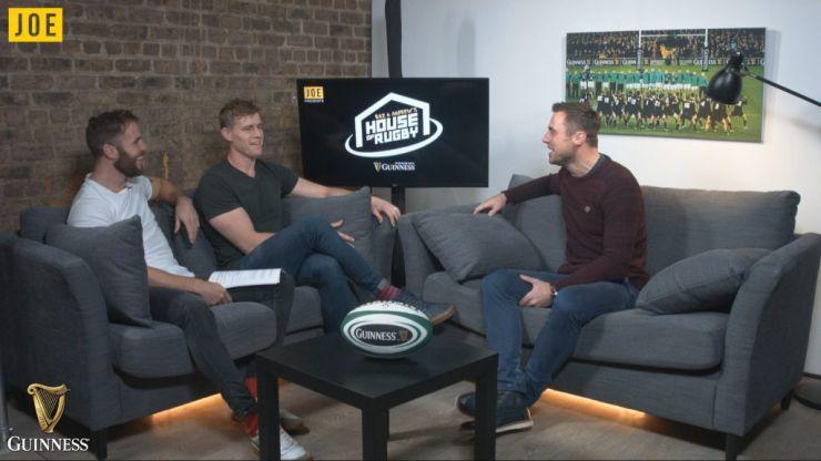 Ireland legend tips Connacht bolter Farrell to make Ireland's November squad