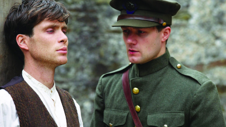 The documentary on The War of Independence that Cillian Murphy is narrating sounds fantastic