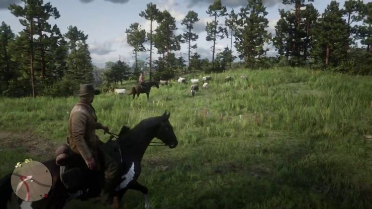 Red Dead Redemption 2 lets too much realism get in the way of having too much fun