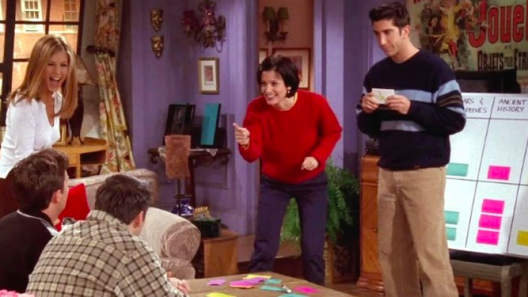 There's a Friends quiz happening and they're looking for Ireland's biggest fans