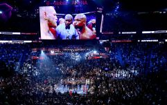 Floyd Mayweather's next fight has been confirmed