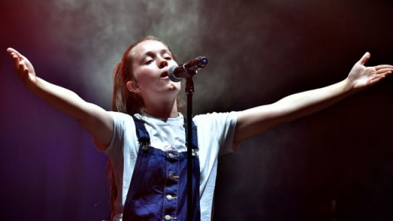 OFFICIAL: Sigrid has announced an Irish gig on her next tour