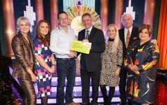 Winning Streak contestant who won €57,000 will spend it on medical treatment for his daughter
