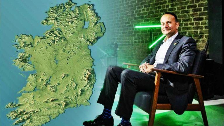 Leo Varadkar has a very clear vision for a United Ireland