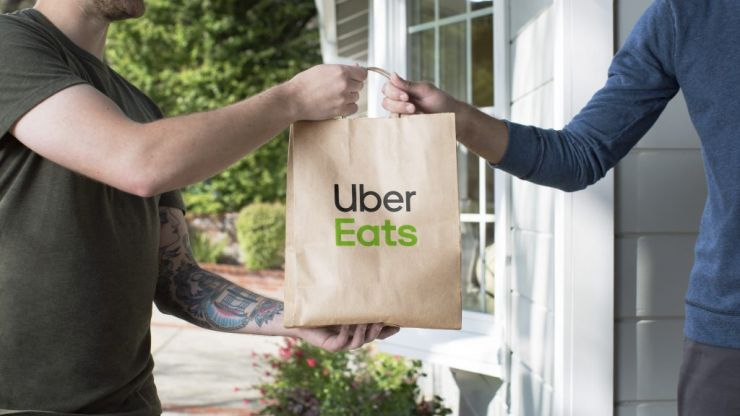 Uber Eats launch their food delivery app this week in four Irish cities