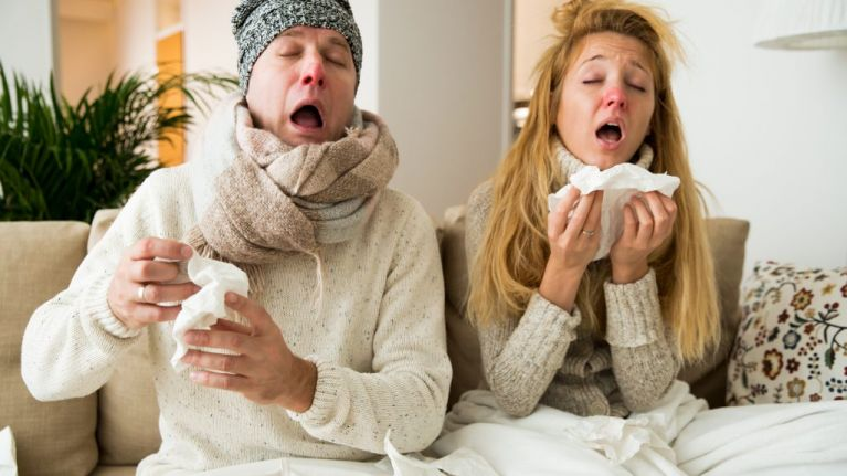 5 things that will help you get fewer colds this winter
