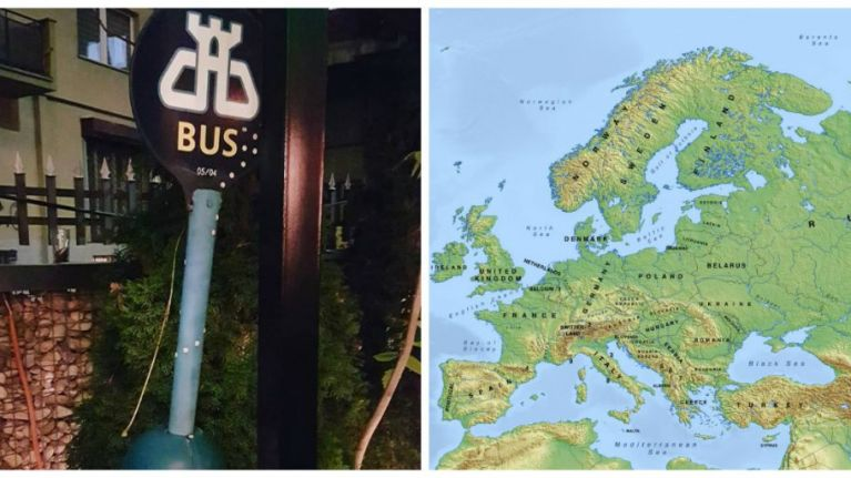 The mystery behind that Dublin Bus Stop found in a random bar in Europe has just got more mysterious