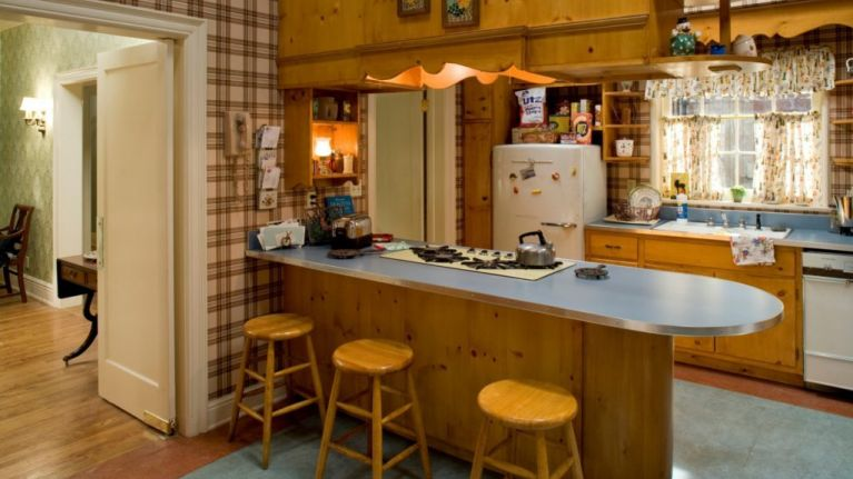 QUIZ: Can you guess the TV show from the kitchen?