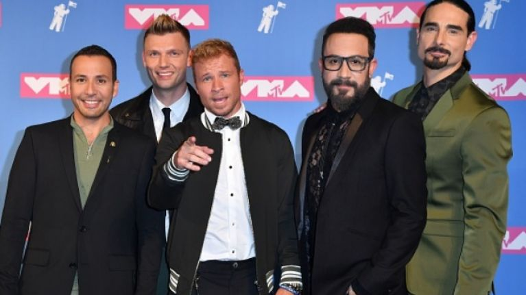 The Backstreet Boys will be playing an Irish date on their next tour
