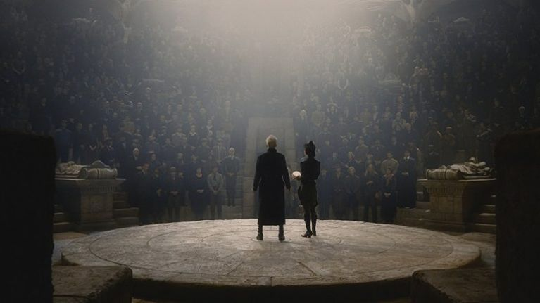 The Crimes Of Grindelwald is the darkest, most-adult Harry Potter movie to date