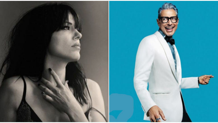 LISTEN: Imelda May and Jeff Goldblum's duet is pretty damn sexy