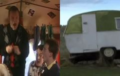"""There's a Christmas-special, Father Ted-style """"Caravan Karaoke"""" kicking off in Dublin this month"""