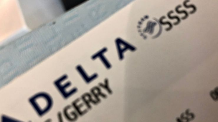 """Here's why Gerry Adams didn't want the """"dreaded"""" SSSS code on his boarding pass"""