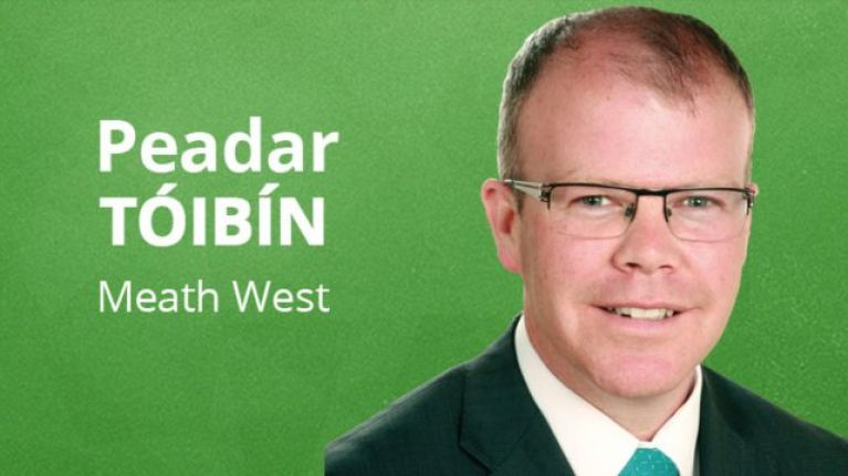 Sinn Féin suspend TD Peadar Tóibín after he voted against abortion legislation