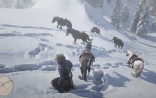 "Games reviewer receives violent threats for giving Red Dead Redemption 2 ""only"" 7 out of 10"
