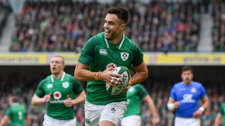 Conor Murray on how Ireland's mindset has changed