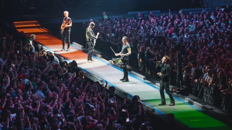 Gardaí issue statement regarding road closures due to U2 gig in Dublin