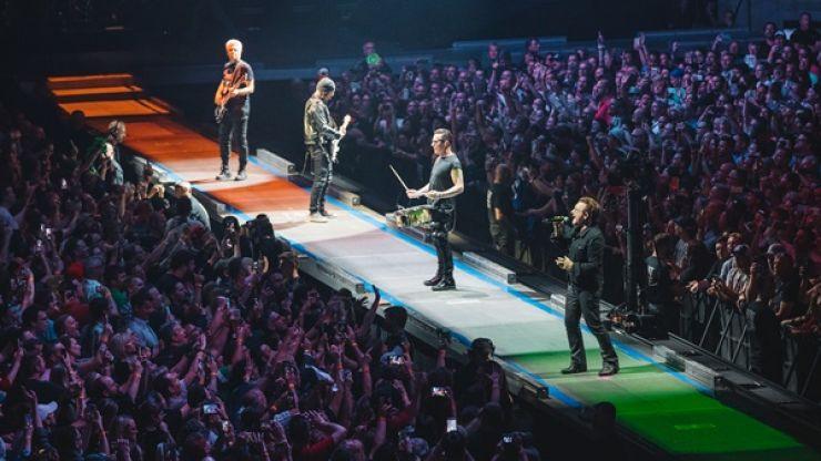Gardaí issue statement regarding road closures due to U2 gig in Dublin