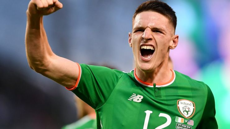The Football Spin on the real problem with Ireland and Declan Rice, while John Wick provides a clue for Steven Gerrard