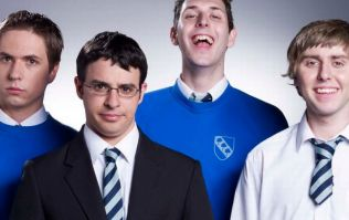 The Inbetweeners are back filming ahead of their tenth anniversary TV special