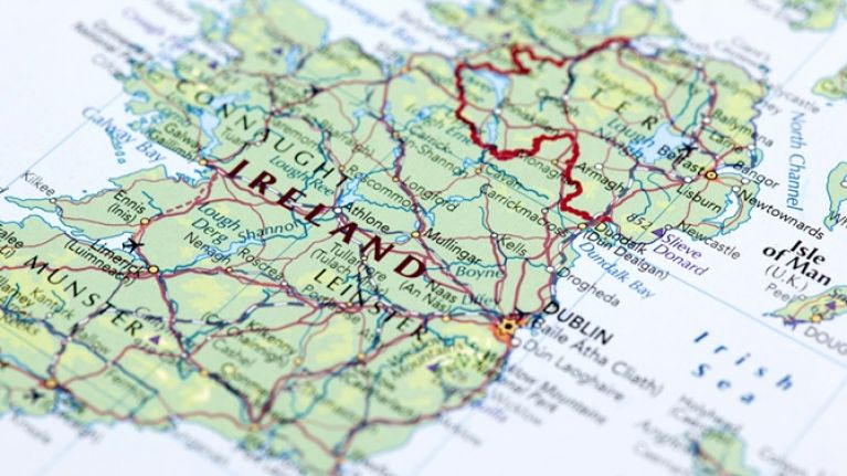 Map Of Ireland Quiz.Quiz Can You Name The 32 Counties Of Ireland In Order Of Size From