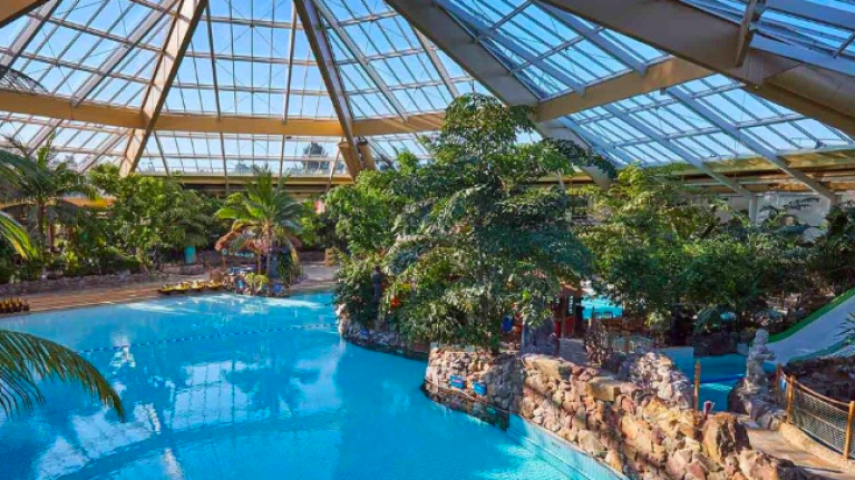PICS: Ireland's largest indoor water park is now taking bookings and it looks spectacular