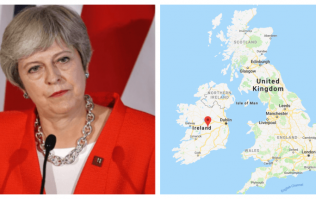 DUP fear that Brexit could 'lead to the break-up of the United Kingdom'