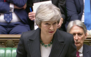 WATCH: The House of Commons reaction to Theresa May's speech is sad and hilarious