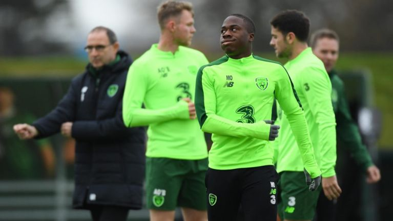 The Football Spin on Obafemi's doubts, Martin O'Neill's overpowering candour and the battle for Brexit bragging rights