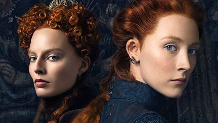 Saoirse Ronan and Margot Robbie give Oscar-worthy turns in the mostly average Mary Queen Of Scots