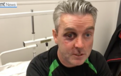 New sanctions to be put in place following serious assault on referee last weekend