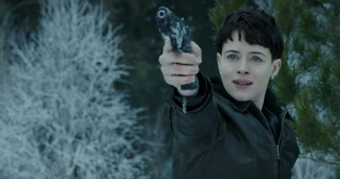 The Girl In The Spider's Web should be a case study in how not to