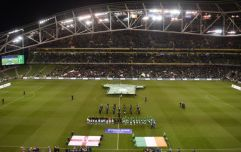 "Ministers brand Irish soccer fans who booed UK anthem as ""idiots"""
