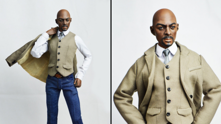 If you want to buy an Idris Elba doll that looks nothing like Idris Elba, you're in luck